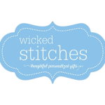 Wicked Stitches logo