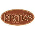 Lorenzos Restaurant Bar and cabaret logo