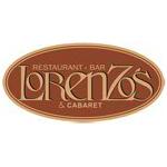 Lorenzos Restaurant Bar and cabaret logo