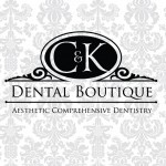 CK Dental Boutique logo