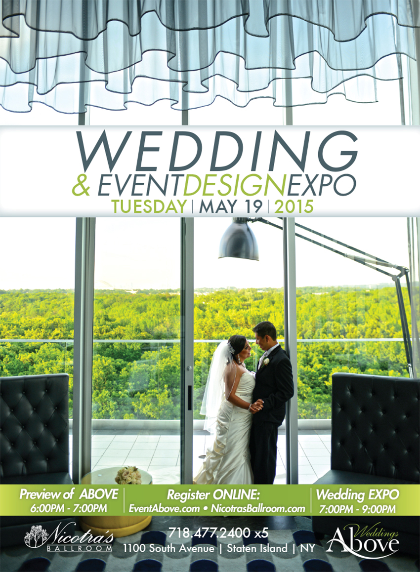 Wedding and event design expo may 19 2015