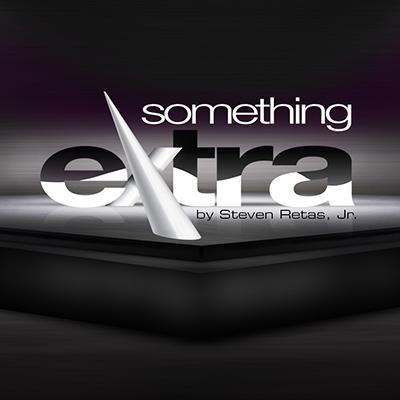 Something Extra by Steven Retas Jr.
