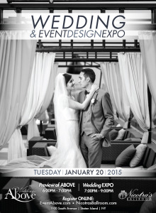 Wedding & Event Design Expo (1.20.15)
