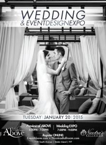 Wedding & Event Design Expo (1.20.15)