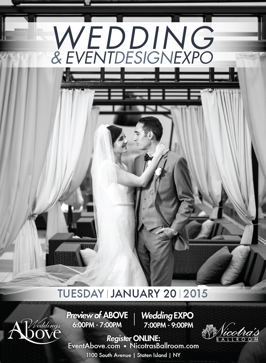 Wedding and Event design expo January 20 2015