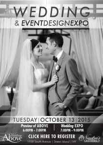 Wedding & Event Design Expo - October 13, 2015