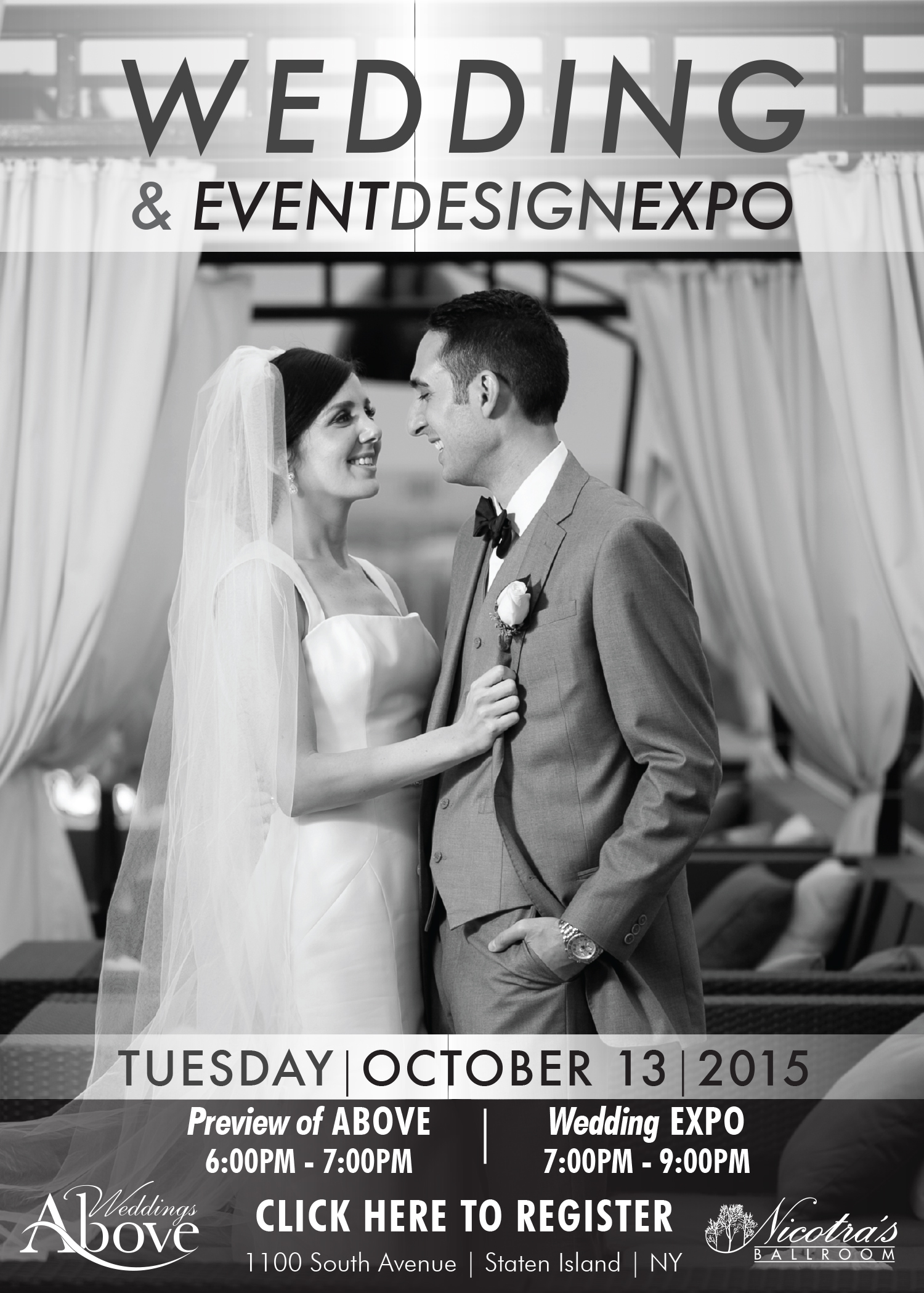 Wedding and event design expo October 13 2015